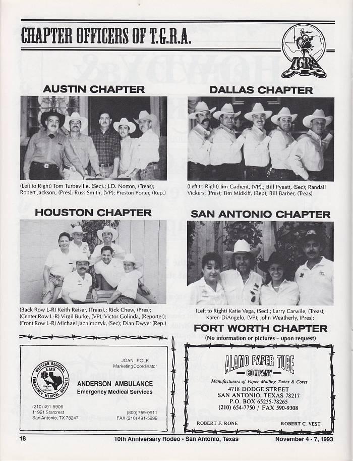 1993 Texas Gay Rodeo
