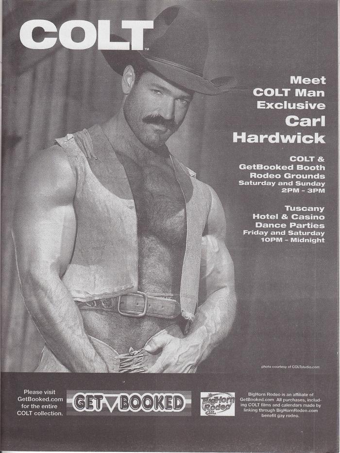 Hardwick colt Carl